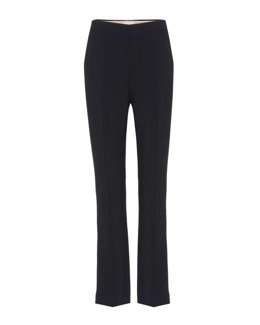 Chloé - Black Wide-legged Trousers - Lyst