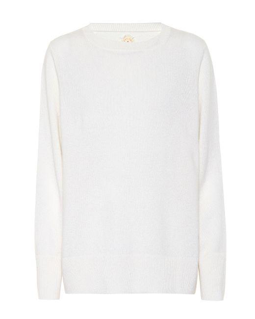 Jardin Des Orangers - Multicolor Cashmere Sweater - Lyst
