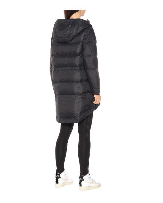 Sportswear Lyst Doudoune Réversible Manteau Nike Black xztw7