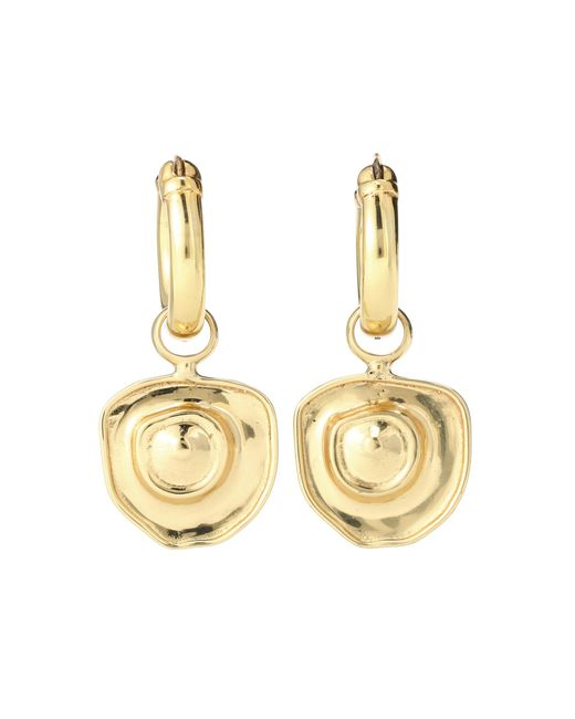 Ellery - Metallic Coptic Earrings - Lyst