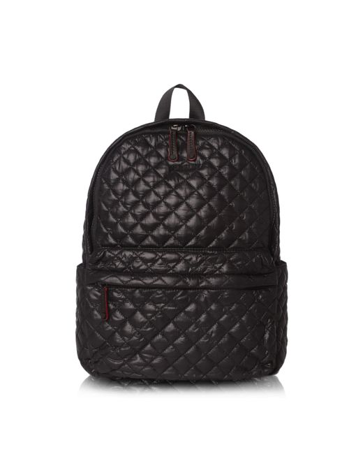MZ Wallace | Black Small Metro Backpack | Lyst