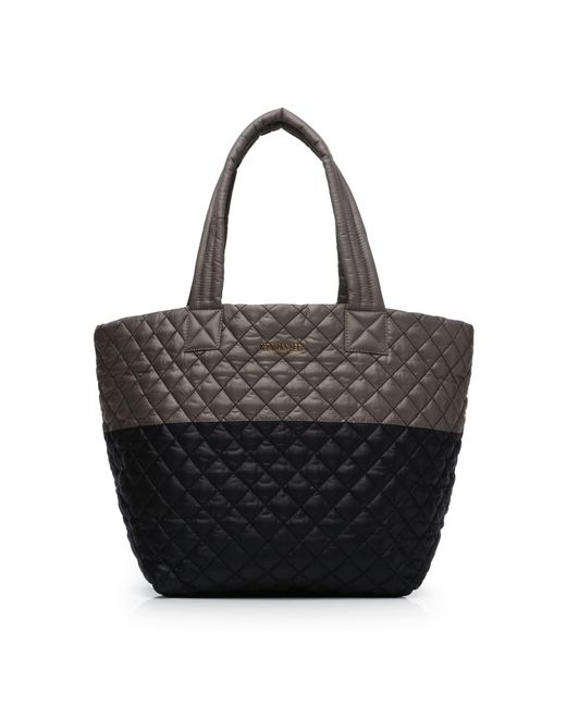 MZ Wallace | Black Medium Metro Tote | Lyst