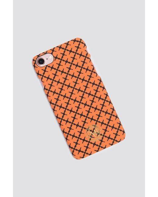 By Malene Birger - Orange Pamsy Iphone 7 Case - Lyst