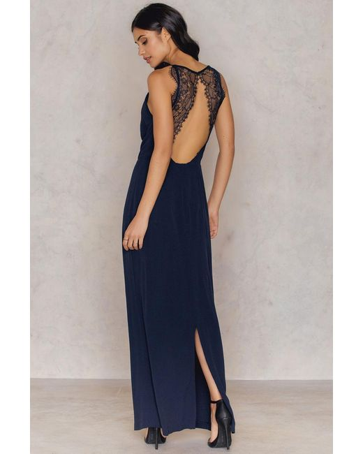 Samsøe & Samsøe | Blue Willow Dress Long | Lyst
