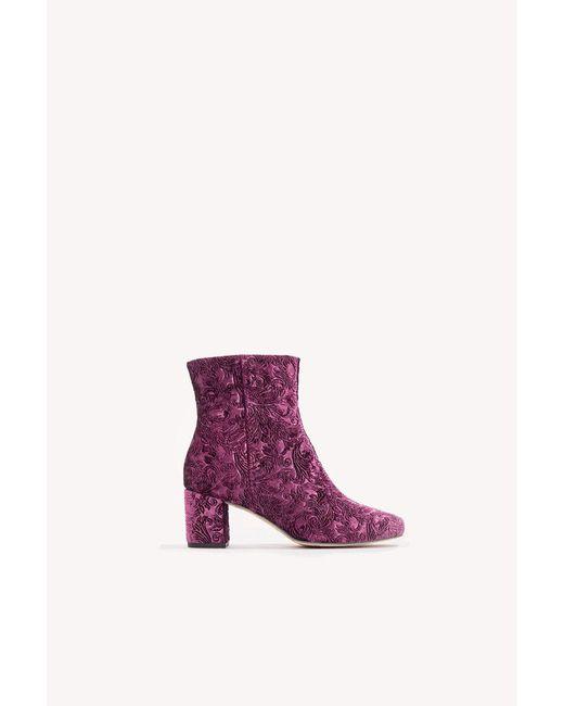 Gestuz | Purple Lively Boots | Lyst