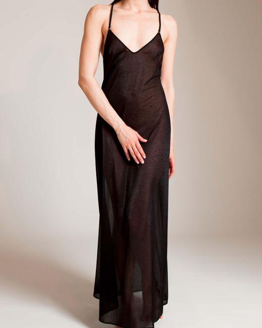 La Perla - Black Contemporary Dress - Lyst