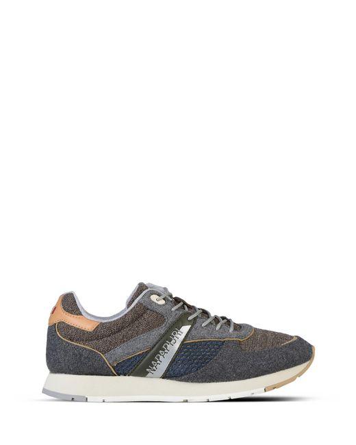 Napapijri | Gray Sneakers | Lyst