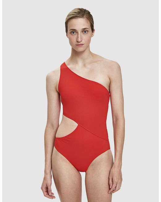 Araks - Red Elmar One Piece Swimsuit - Lyst