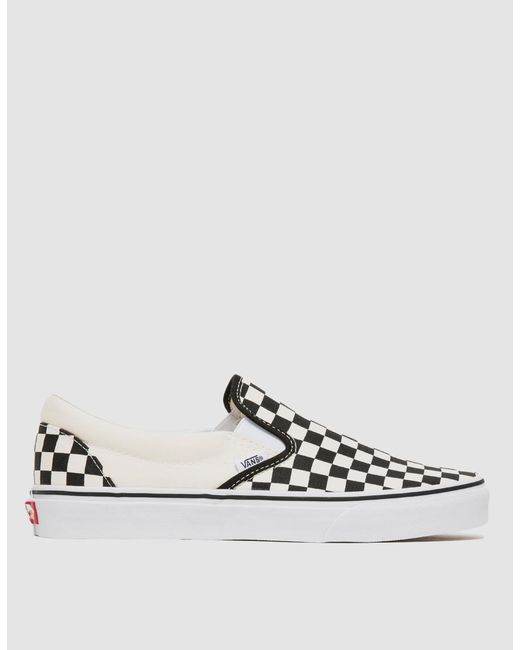 151c5fcd07a2 Vans - Multicolor Checkerboard Slip-on for Men - Lyst ...