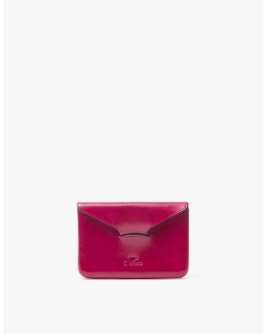Il Bussetto   Black Business Card Holder   Lyst
