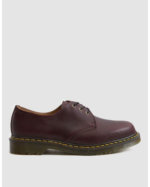 1e5a240e8e Lyst - Dr. Martens Made in Brown for Men - Save 40%
