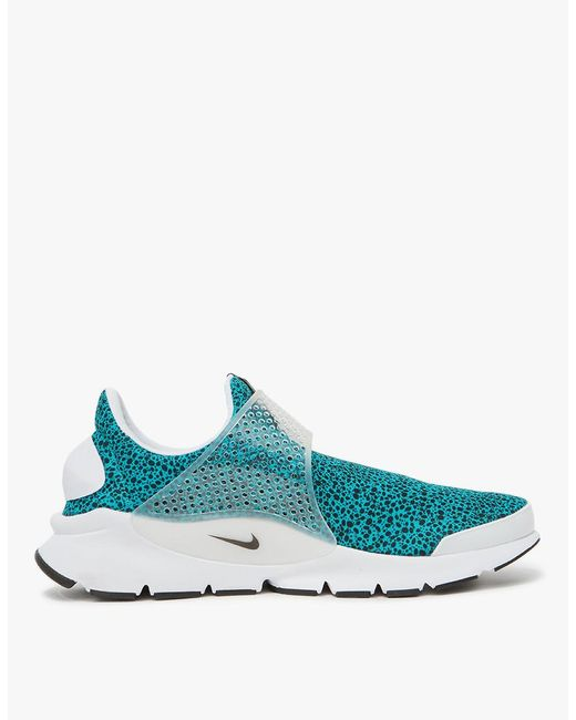 Nike   Sock Dart Qs Shoe In Turbo Green for Men   Lyst