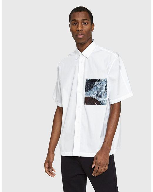 OAMC - Voodoo Shirt In White for Men - Lyst