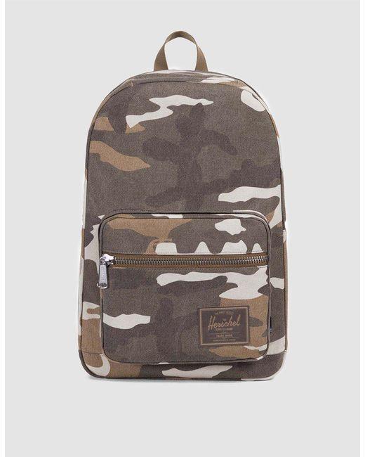 7c8abccca38 Herschel Supply Co. - Multicolor Pop Quiz Cotton Canvas Backpack for Men -  Lyst ...