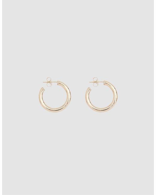 Loren Stewart - Metallic Pirate Hoop Earrings - Lyst