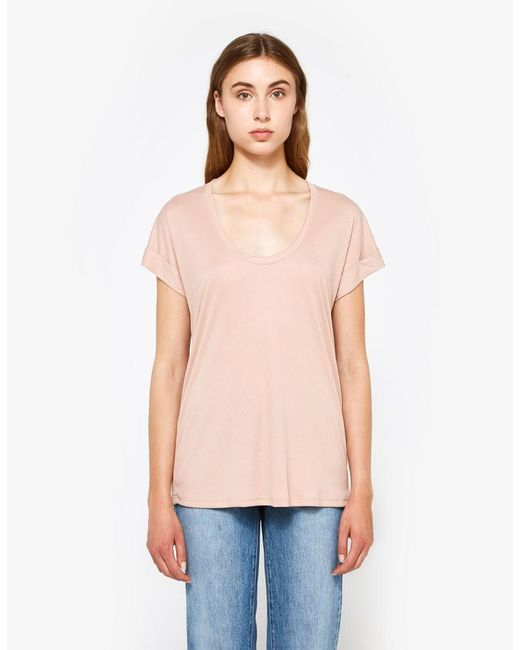 Which We Want - Pink Katya Tee - Lyst