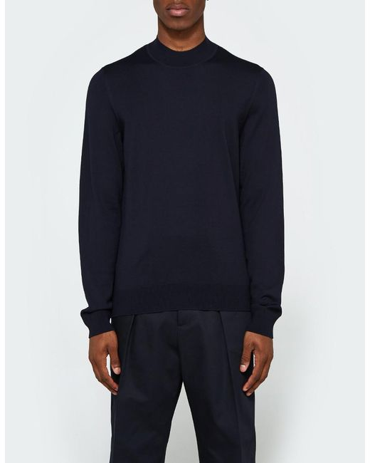 contrast panel jumper - Green Maison Martin Margiela Pictures Online Sunshine Outlet 100% Guaranteed Visit Cheap Online 0Q7LDmG