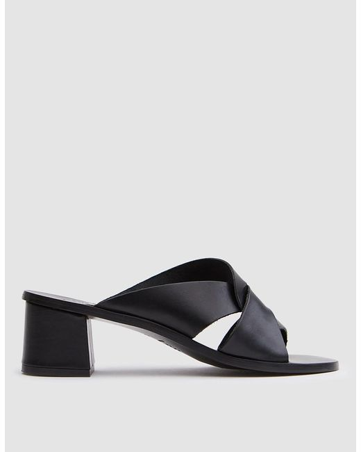 Atp Atelier - Adria Heel In Black - Lyst