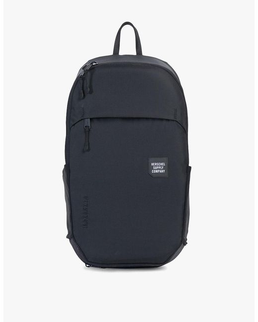 ccc490ebe806 Herschel Supply Co. Mammoth Ripstop Trail Black in Black for Men - Lyst