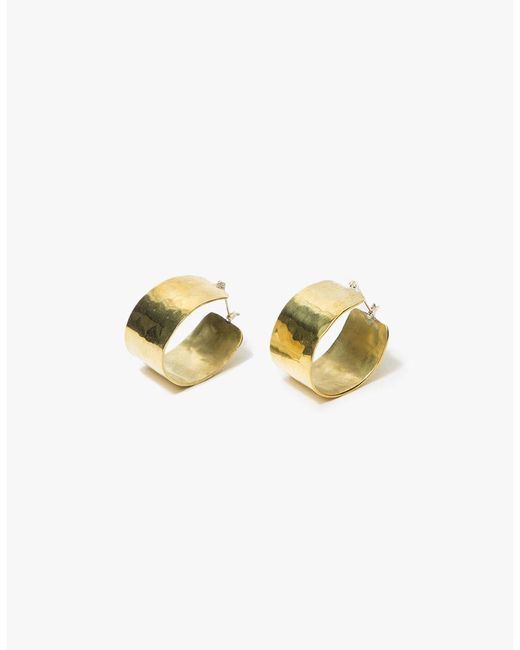 Crescioni | Metallic Arroyo Earrings | Lyst