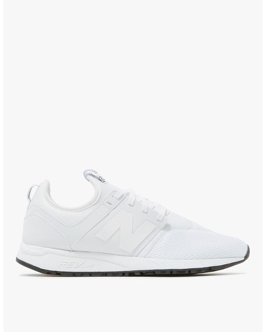 New Balance - White Sport Style 247 Sneaker - Lyst