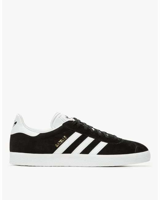 Adidas - Blue Gazelle Sport Pack Leather Sneakers for Men - Lyst