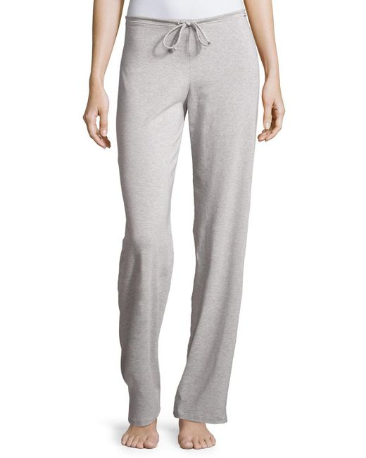 La Perla | Gray New Project Drawstring Lounge Pants | Lyst