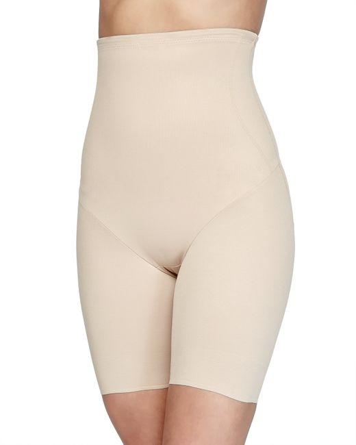 Tc Fine Intimates | Natural Back Magic High-waist Thigh Slimmer | Lyst