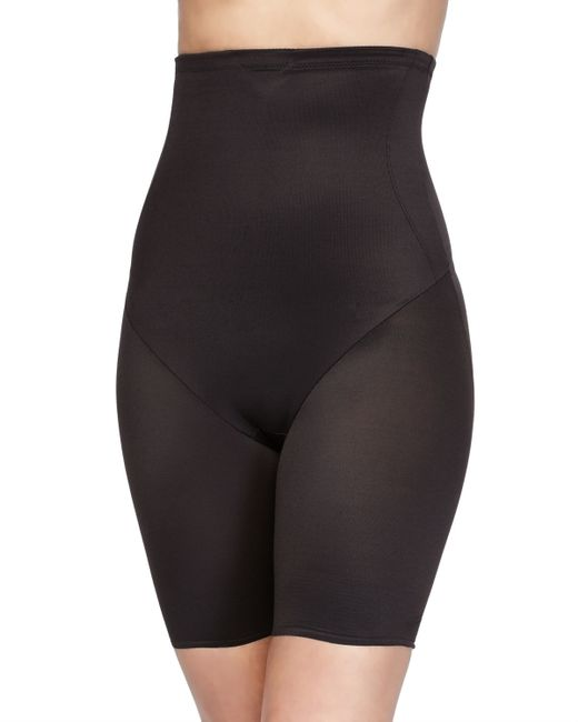 Tc Fine Intimates | Natural Back Magic High-waist Thigh Slimmer | Lyst
