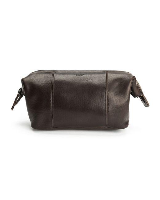 Shinola | Brown Frame Leather Travel Kit | Lyst
