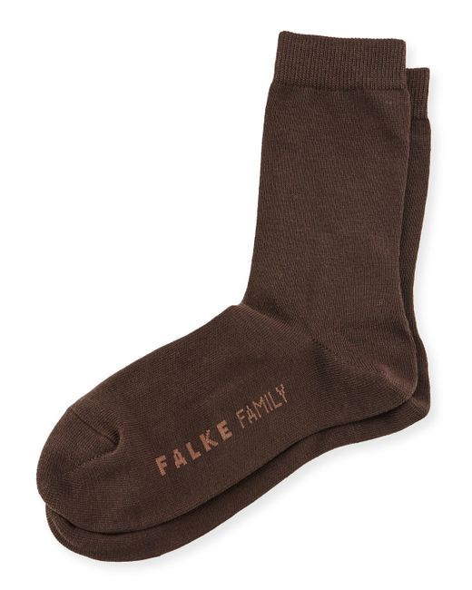 Falke | Brown Family Ankle | Lyst