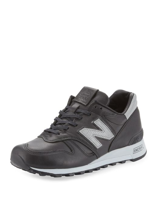 New Balance | Black Men's Age Of Exploration Bespoke Leather Sneaker for Men | Lyst