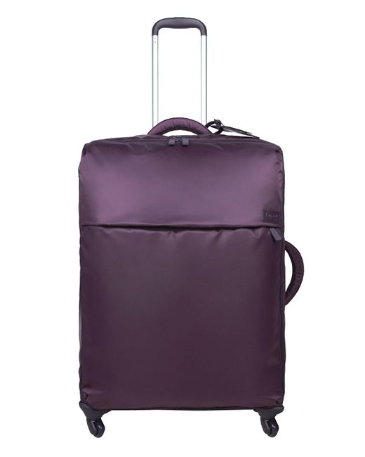 "Lipault | Purple 26"" Spinner | Lyst"