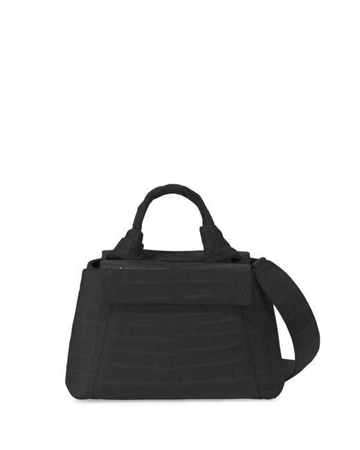 Nancy Gonzalez | Pink Crocodile Knot-handle Mini Tote Bag | Lyst