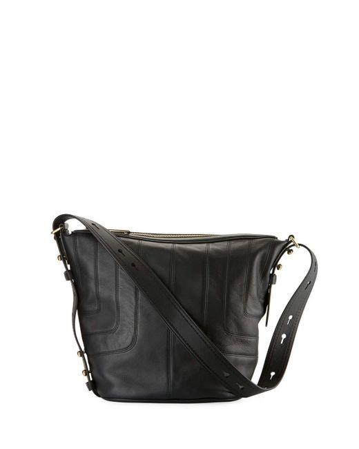 Marc Jacobs | Black The Sling Mod Stitched Shoulder Bag | Lyst