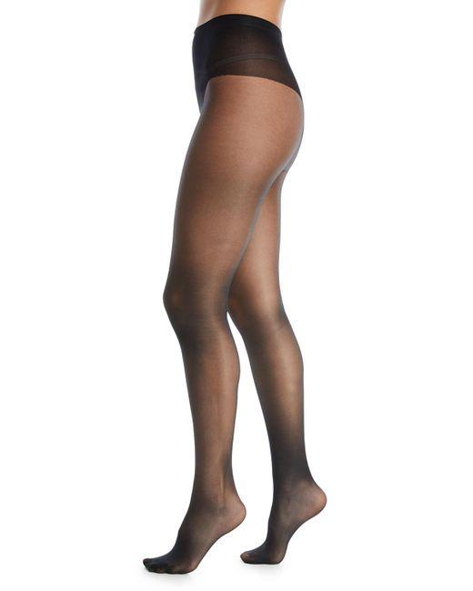 Donna Karan - Black Ultra Sheer-to-waist Tights - Lyst