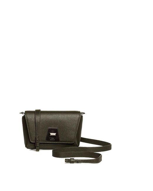 Akris - Green Anouk Leather Little Day Bag - Lyst