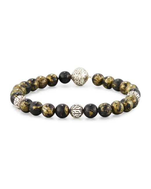 John Hardy - Metallic Modern Chain Bead Bracelet for Men - Lyst