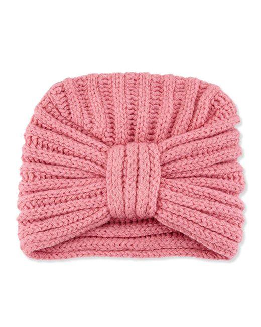 Rosie Sugden | Pink Classic Cashmere Head Turban | Lyst
