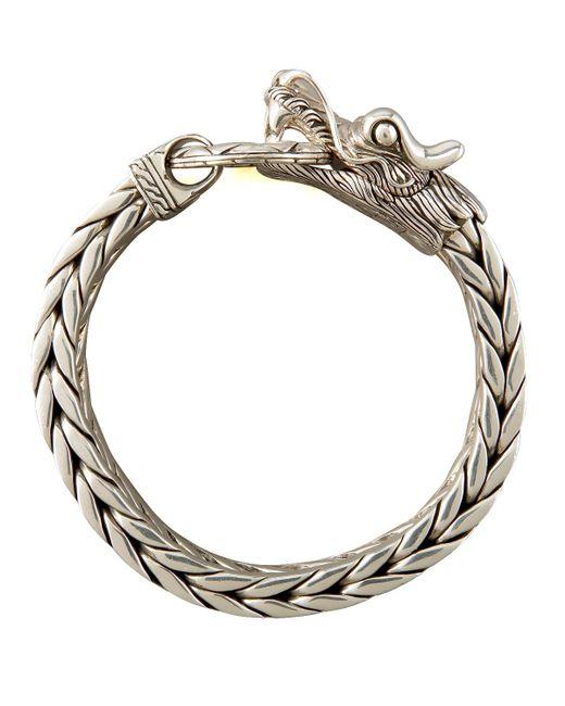 John Hardy | Metallic Naga Dragon Bracelet | Lyst