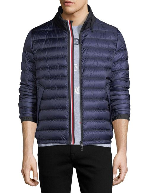Moncler - Blue Arroux Puffer Jacket for Men - Lyst
