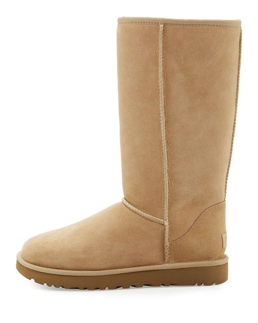 Ugg - Pink Classic Tall Boots - Lyst