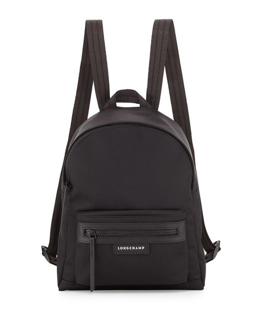Longchamp - Blue Le Pliage Neo Small Backpack Black - Lyst