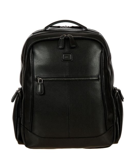 Bric's - Black Varese Large Executive Backpack for Men - Lyst
