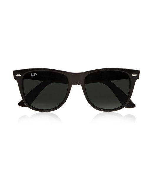 Ray-Ban - Black The Wayfarer Acetate Sunglasses - Lyst