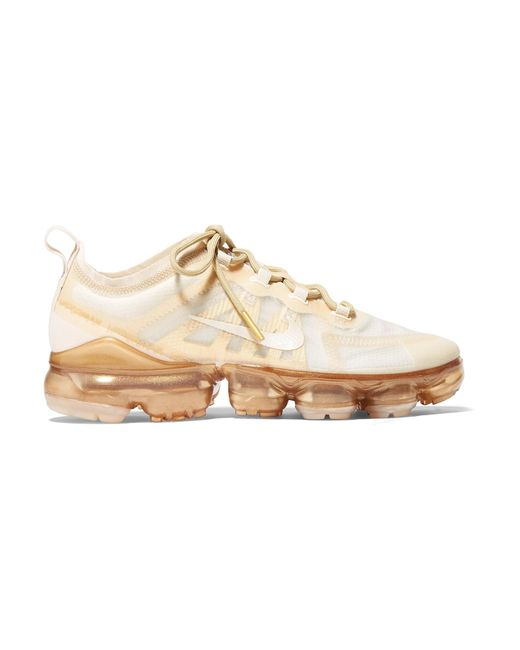 a40c0e7ab48a8 Nike - Multicolor Air Vapormax 2019 Flyknit Sneakers - Lyst ...