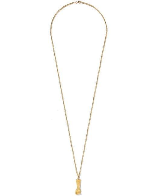 Carolina Bucci | Metallic Figa 18-karat Gold Necklace | Lyst