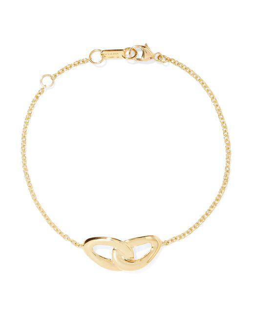 Ippolita - Metallic Cherish Bond 18-karat Gold Bracelet - Lyst