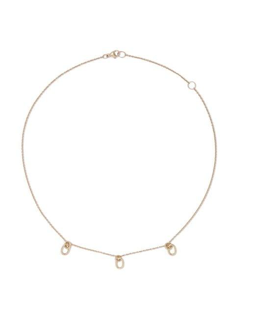 Pamela Love - Metallic Beamont 10-karat Gold Diamond Necklace - Lyst