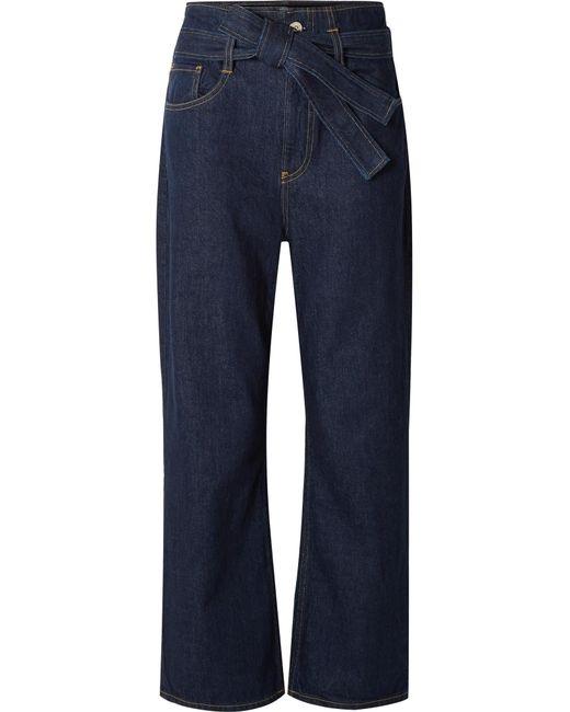 3x1 - Blue Kelly Belted Jeans - Lyst